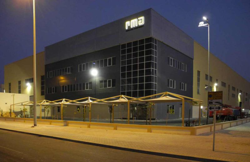 RMA launches manufacturing plant in Bahrain - RMA Pipeline